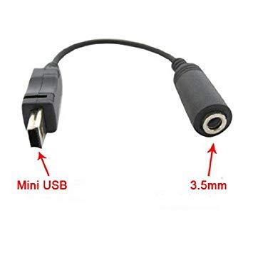 Prime Mini Usb To 3 5Mm Headphone Jack For Mobile Phone Amazon Co Uk Wiring Cloud Inklaidewilluminateatxorg