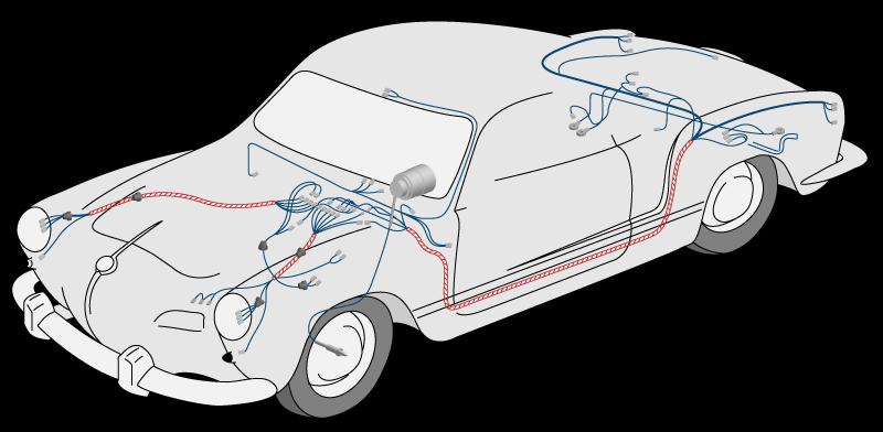 Nn 3939 1973 Vw Karmann Ghia Wiring Diagram On 1971 Karmann Ghia Wiring Schematic Wiring