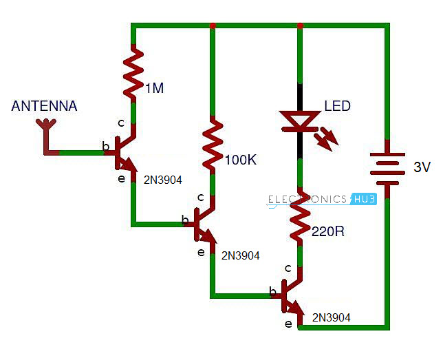Strange Diy Non Contact Voltage Tester Tested Wiring Cloud Timewinrebemohammedshrineorg