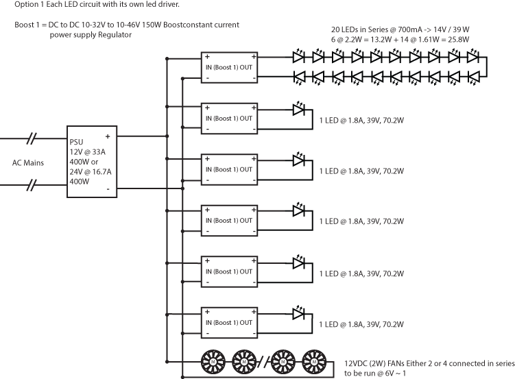 To 9782 Wiring 20 Leds In Parallel Schematic Wiring