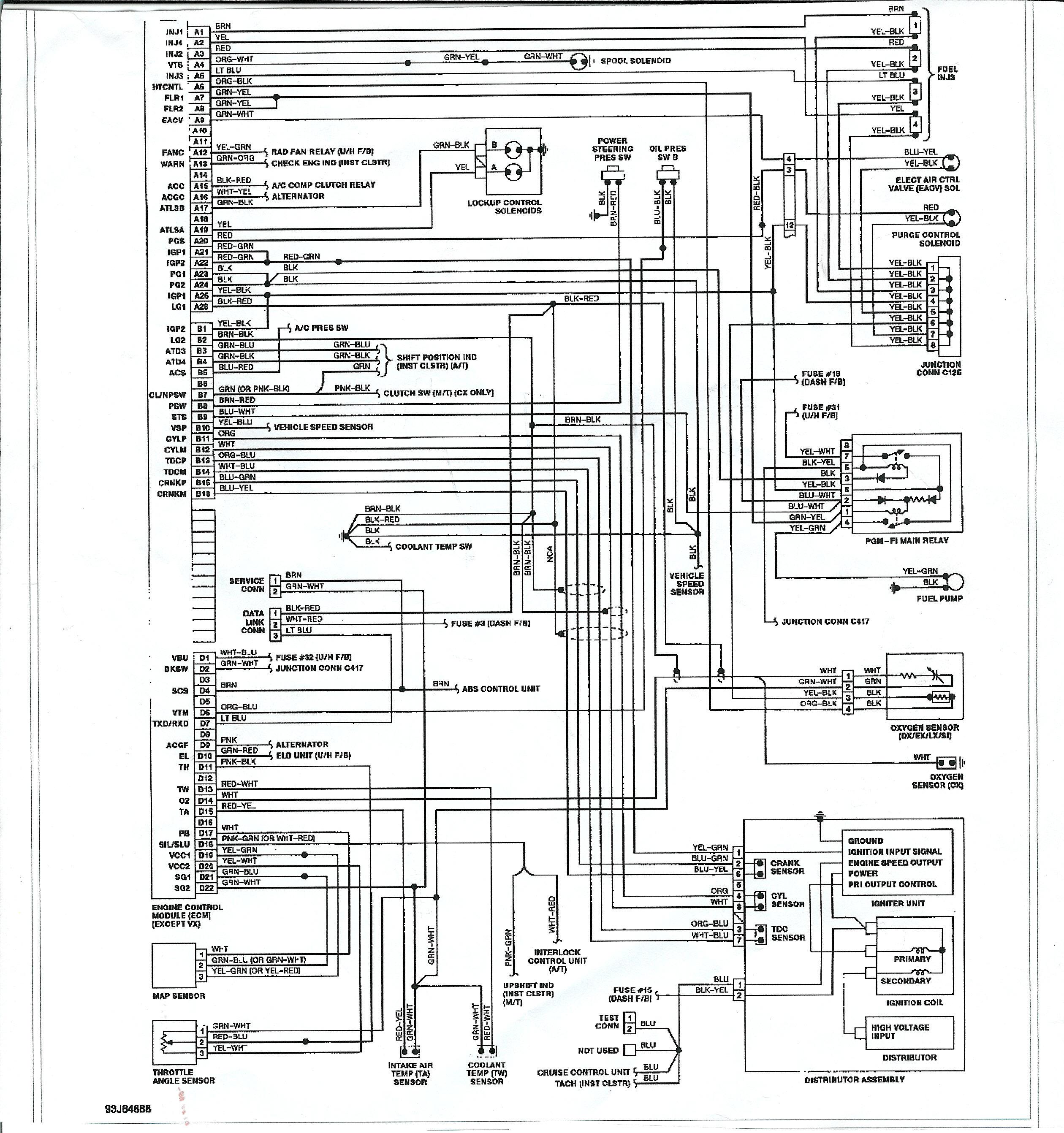 OF_1716] Honda Civic Wiring Diagram Honda Car Wiring Diagram 2000 Honda  CivicKnie Xtern Ehir Nekout Expe Nnigh Benkeme Mohammedshrine Librar Wiring 101