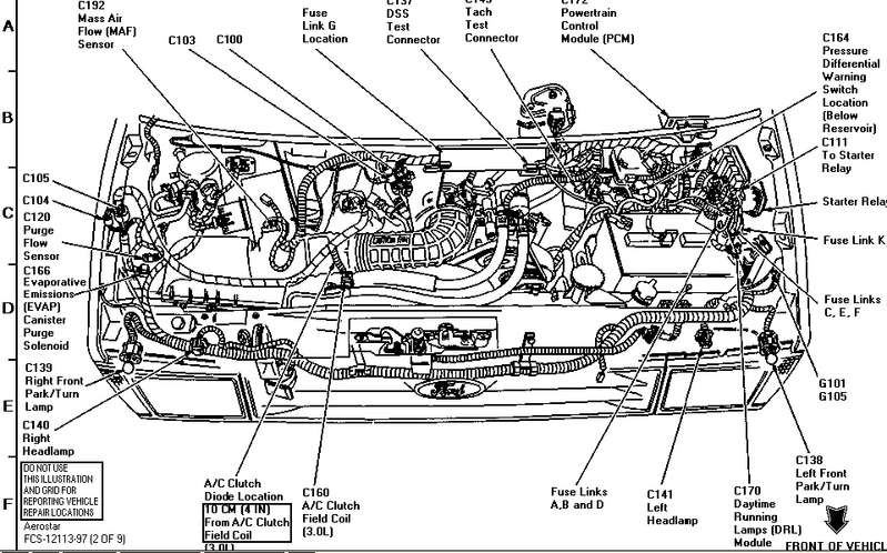 Miraculous Diagrams Likewise 1998 Mazda B2500 Engine Diagram On 94 Ford Taurus Wiring Cloud Ostrrenstrafr09Org