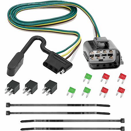 Pleasing Reese Towpower 85836 Trailer Connector Kit At Tractor Supply Co Wiring Cloud Grayisramohammedshrineorg
