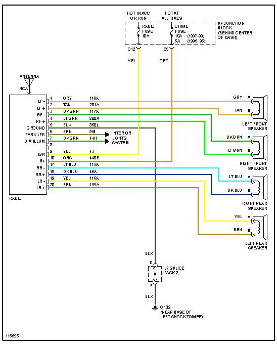 Diagram Factory Stereo Wiring Diagram 1999 Saturn Full Version Hd Quality 1999 Saturn Diagramlairdl Chiesacorse It
