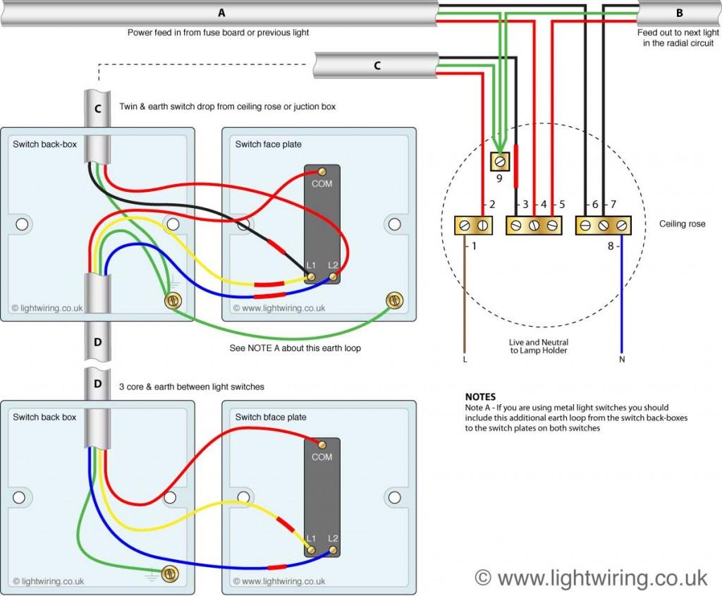 Sensational 2 Way Circuit Diagram Wiring Diagram Wiring Cloud Ymoonsalvmohammedshrineorg