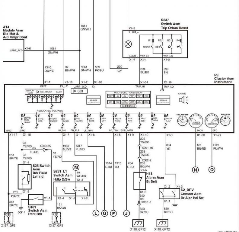 Vr V8 Commodore Wiring Diagram