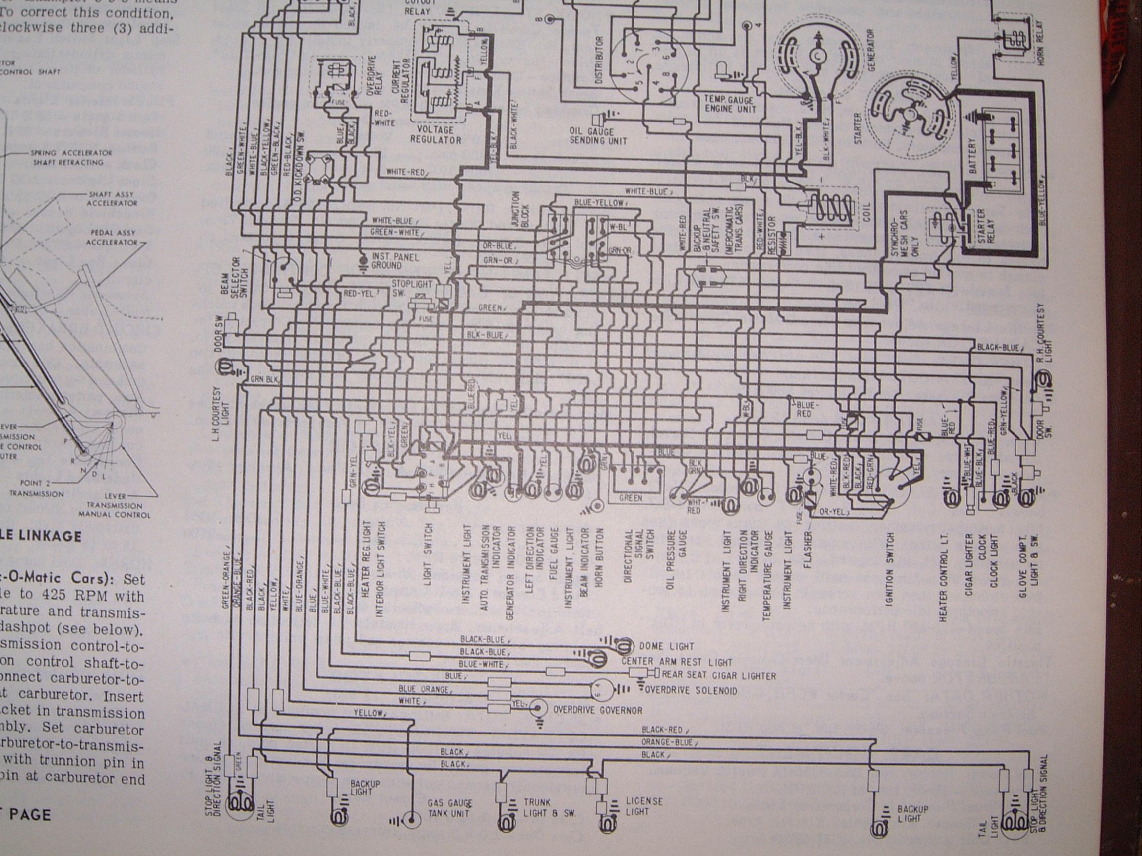 1956 Mercury Monterey Wiring Diagram Motorcycle Electrical Fuse Box Bege Wiring Diagram