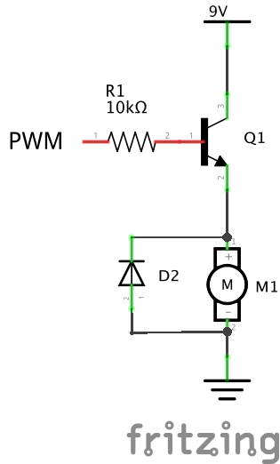 Swell Why This Simple Dc Motor Pwm Circuit Is Not Working Electrical Wiring Cloud Intelaidewilluminateatxorg