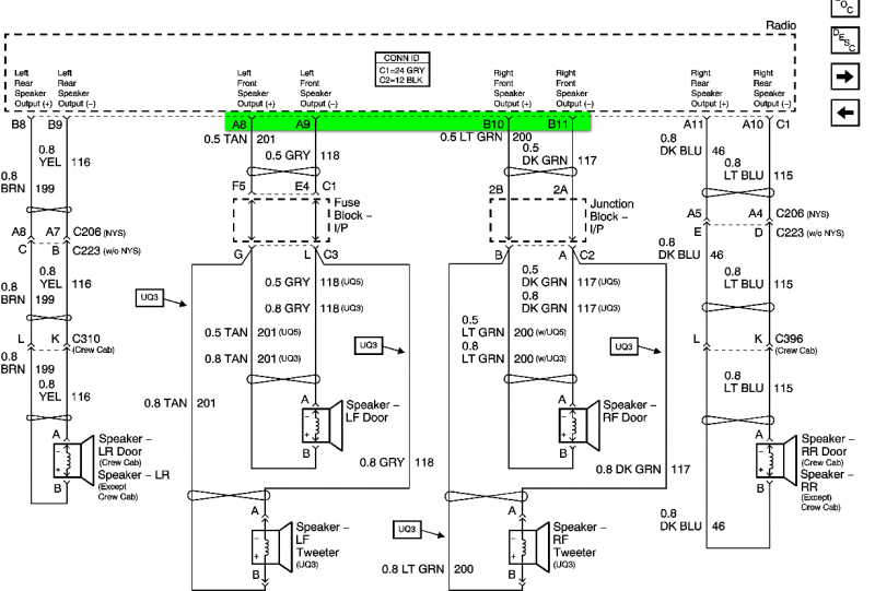 SK_7158] Wiring Harness For Gmc Acadia Wiring DiagramGinia Bocep Mohammedshrine Librar Wiring 101