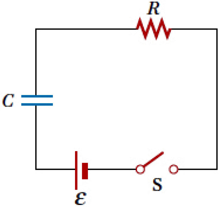 Fantastic Charging A Capacitor In Rc Circuit Download Scientific Diagram Wiring Cloud Xortanetembamohammedshrineorg