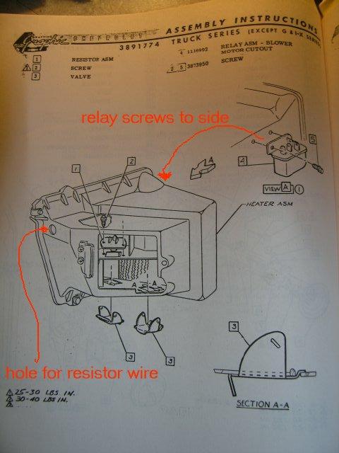 Fx 0890  67 72 C10 Heater Wiring Diagram Schematic Wiring