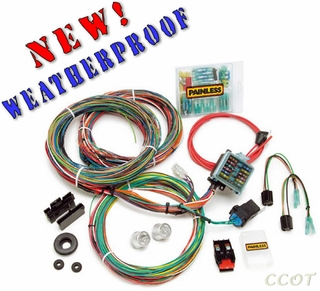 Amazing Complete Wiring Harness Kit Wiring Cloud Hisonepsysticxongrecoveryedborg
