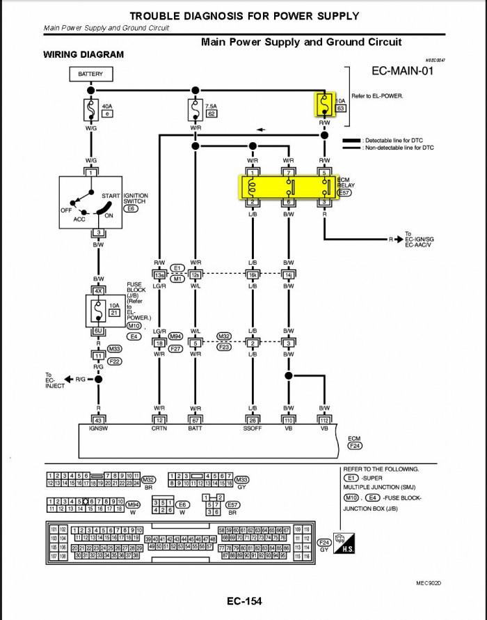 SO_8572] Infiniti Stereo Wiring DiagramBedr Isra Mohammedshrine Librar Wiring 101