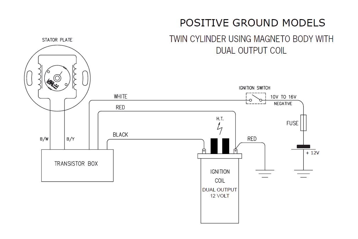 Xa 4858 Allis Chalmers 6 Volt Wiring Diagram Free Diagram