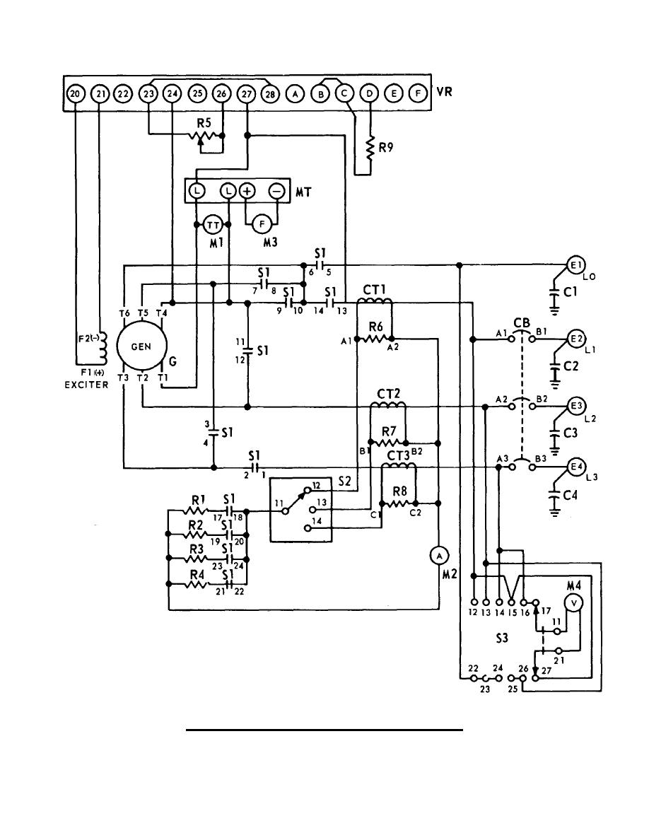 Pleasant Ac Voltage Generator Wiring Diagram Basic Electronics Wiring Diagram Wiring Cloud Vieworaidewilluminateatxorg