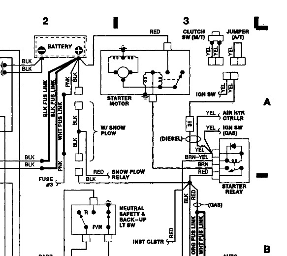 1989 Dodge Ram 1500 Wiring Diagram - 9 Pin Serial Wiring Diagram for Wiring  Diagram SchematicsCraftivity Lab