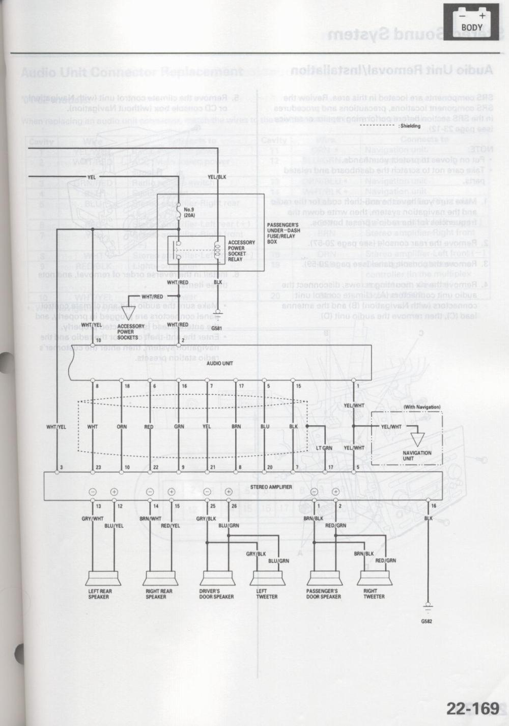 Rsx Bose Stereo Wiring Diagram