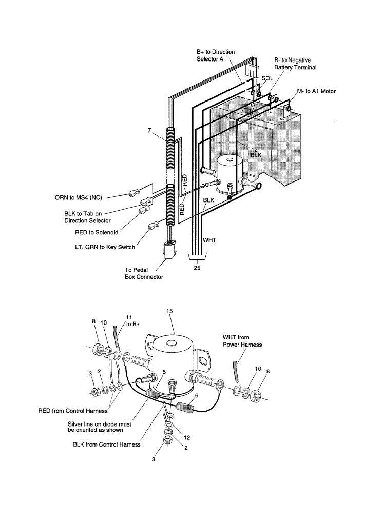 Ez Go Marathon Wiring Diagram 2004 Kia Optima Fuel Filter Location For Wiring Diagram Schematics