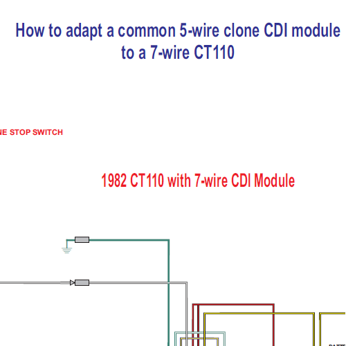 7 Wire Cdi Box Wiring Diagram