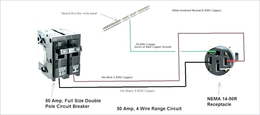 30 Amp Rv Receptacle Wiring Diagram