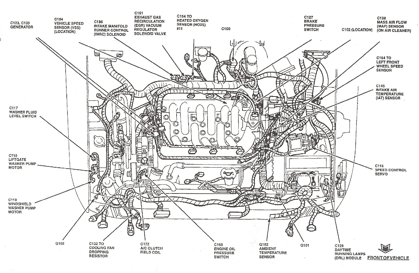 2001 Ford Escape 3 0 Wiring Diagram
