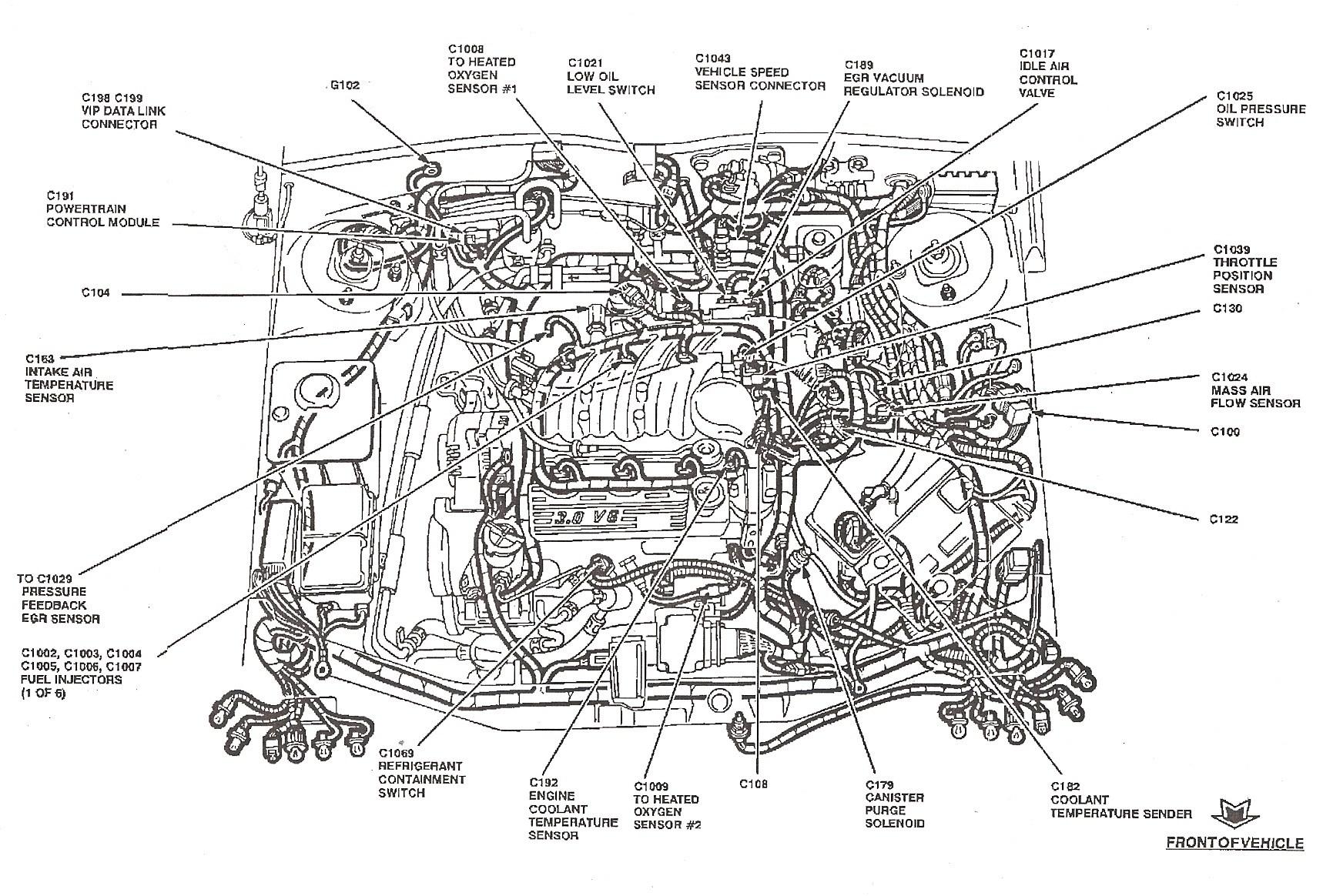 YG_2416] 2001 Ford Taurus Parts Diagram Wiring DiagramVulg Cular Sulf Caba Opein Mohammedshrine Librar Wiring 101