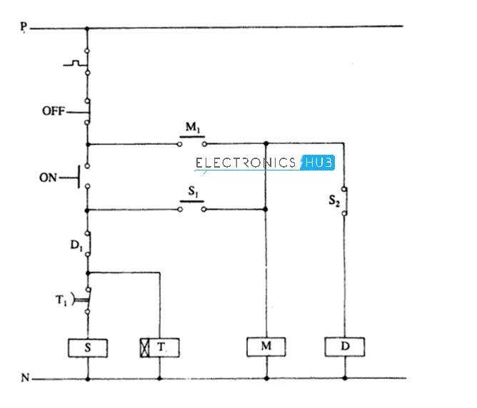 Pleasing Delta Starter Wiring Diagram Wiring Diagram B2 Wiring Cloud Inklaidewilluminateatxorg