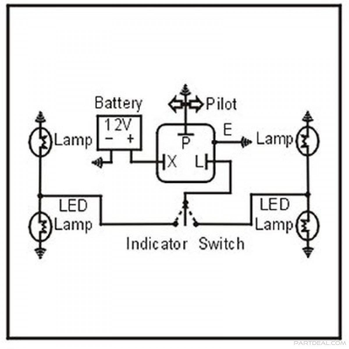Blinker Relay 3 Pin Flasher Relay Wiring Diagram Manual from static-resources.imageservice.cloud