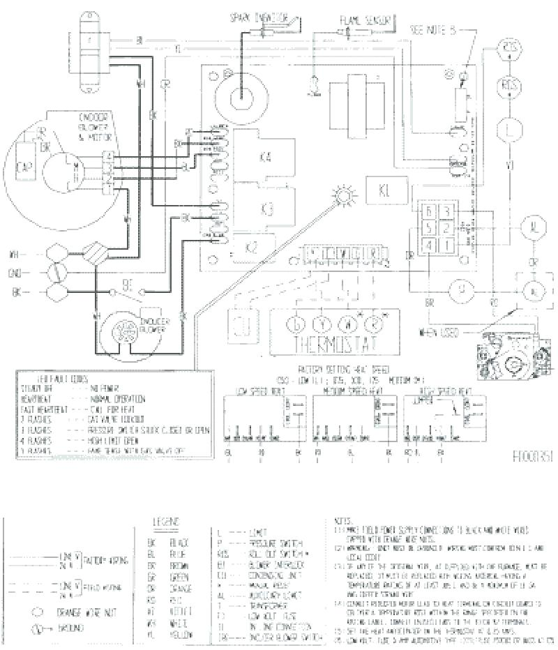 Sx 8618  Gas Furnace Wiring Diagrams Download Diagram