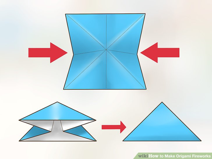 How to Make an Origami Bird Base: 13 Steps (with Pictures) | 546x728