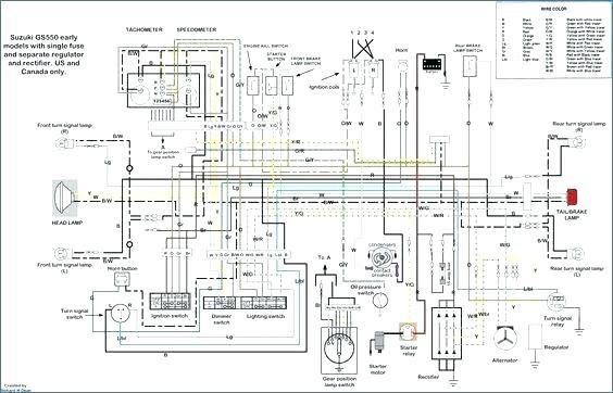 Suzuki Gn 400 Wiring Diagram