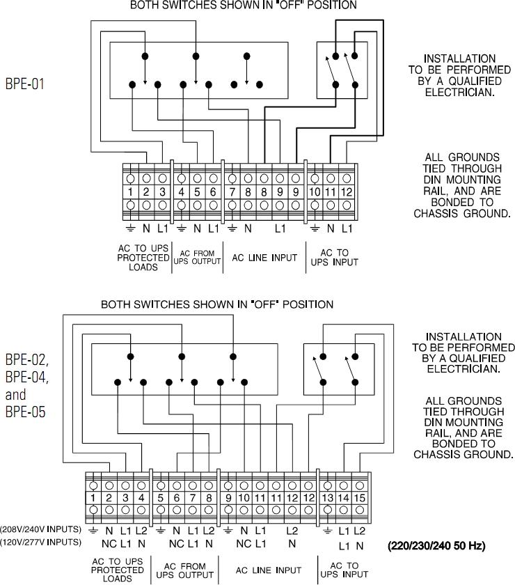 RG_1957] Maintenance Bypass Switch Wiring Diagram Wiring DiagramNorab Nnigh Pical Venet Mill Pap Mang Phae Mohammedshrine Librar Wiring 101