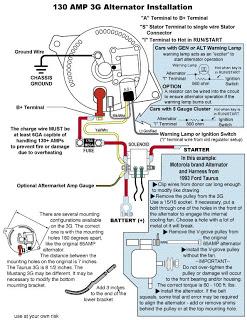 Wiring Diagram For 1966 Mustang Alternator - Wiring ...