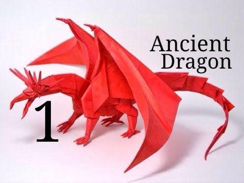 Fine Origami Ancient Dragon Tutorial Satoshi Kamiya Part 1 Youtube Wiring Cloud Licukaidewilluminateatxorg