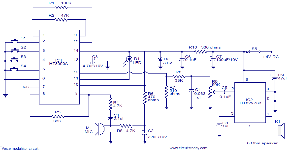Phenomenal Robot Voice Generator Project Electrical Wiring Diagrams Wiring Cloud Genionhyedimohammedshrineorg