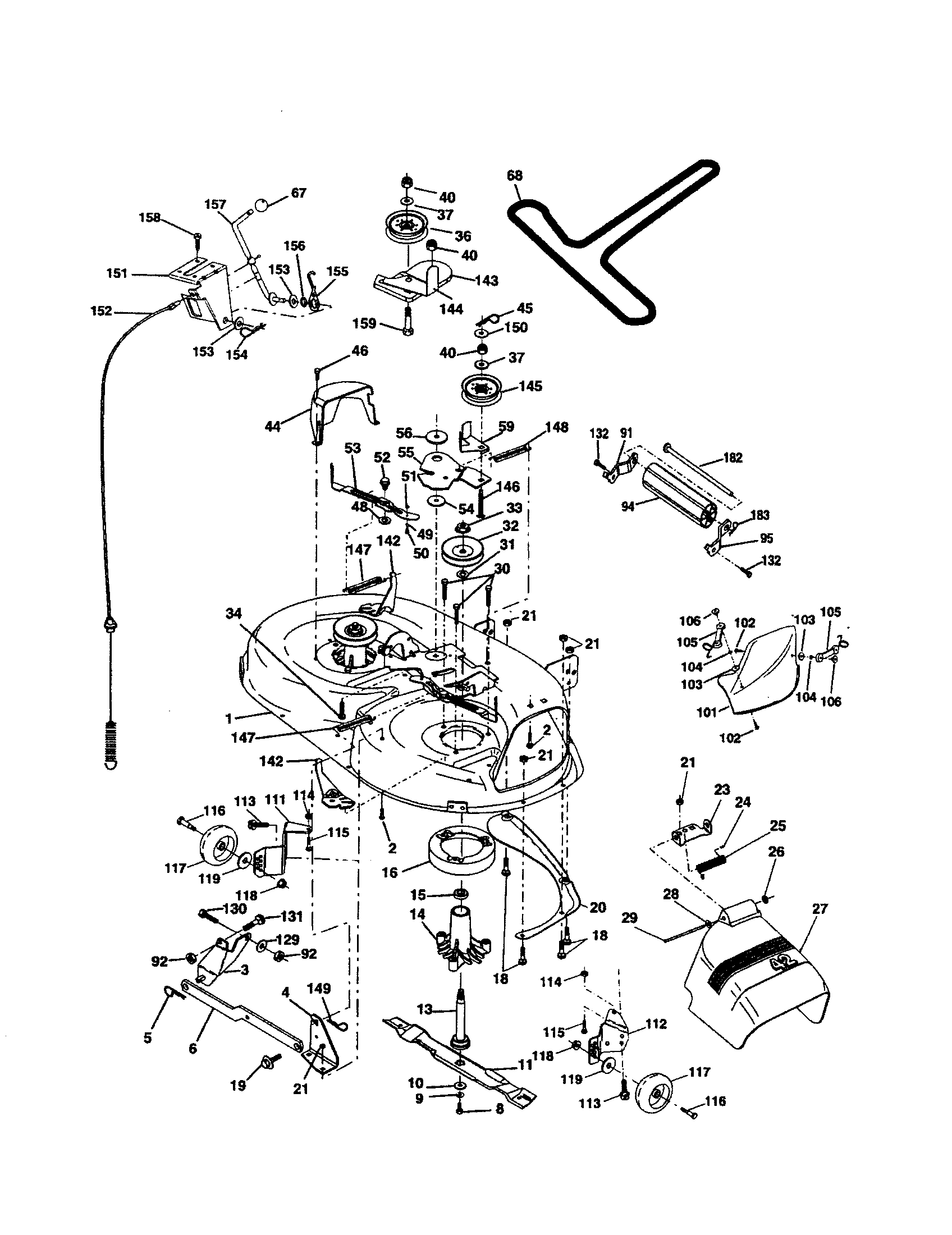 SO_9524] Wiring Diagram Additionally Scott Riding Lawn Mower Drive Belt Diagram  Wiring Diagram