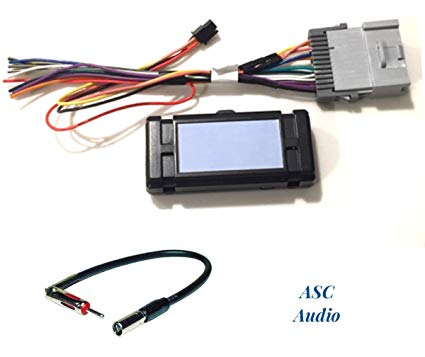 Peachy Amazon Com Asc Audio Premuim Car Stereo Radio Wire Harness And Wiring Cloud Mousmenurrecoveryedborg