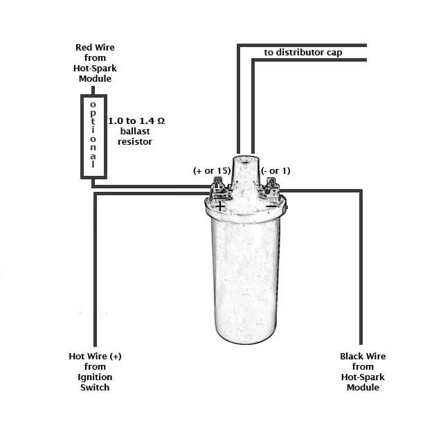 Hk 9420  Electronic Ignition Wiring Wiring Diagram