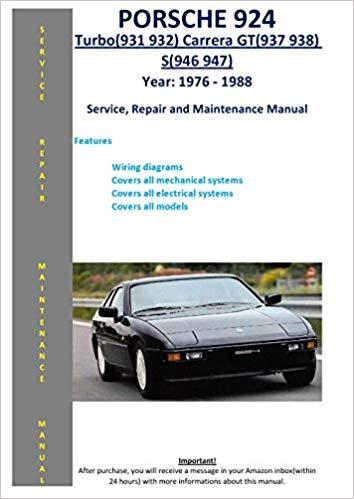 Fantastic Porsche 924 Turbo 931 932 Carrera Gt 937 938 S 946 947 From Wiring Cloud Staixaidewilluminateatxorg