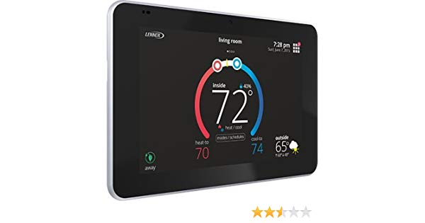 Excellent Amazon Com Lennox 15Z69 Icomfort M30 Smart Touchscreen Thermostat Wiring Cloud Monangrecoveryedborg