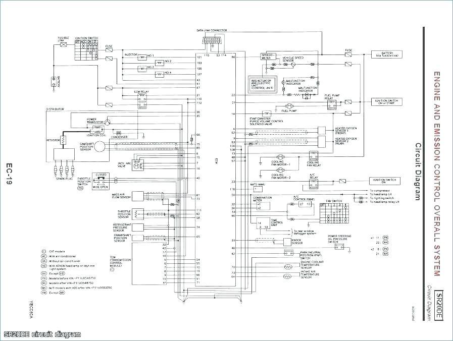 Sr20de Wiring Diagram Sentra