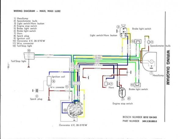 [NRIO_4796]   Moped Ignition Wiring Diagram - Emerson Electric Motor Wiring Schematic for Wiring  Diagram Schematics | Vintage Moped Wiring Diagram |  | Wiring Diagram Schematics