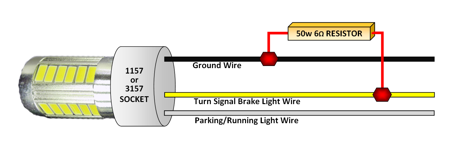 Xz 2653 Led Tail Light Wiring Diagram In Addition Brake Light Switch Wiring