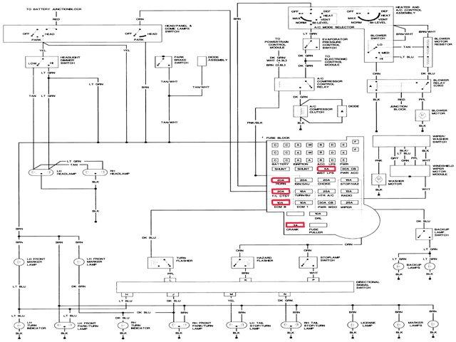 Remarkable 89 S10 4X4 Wiring Diagram Basic Electronics Wiring Diagram Wiring Cloud Genionhyedimohammedshrineorg