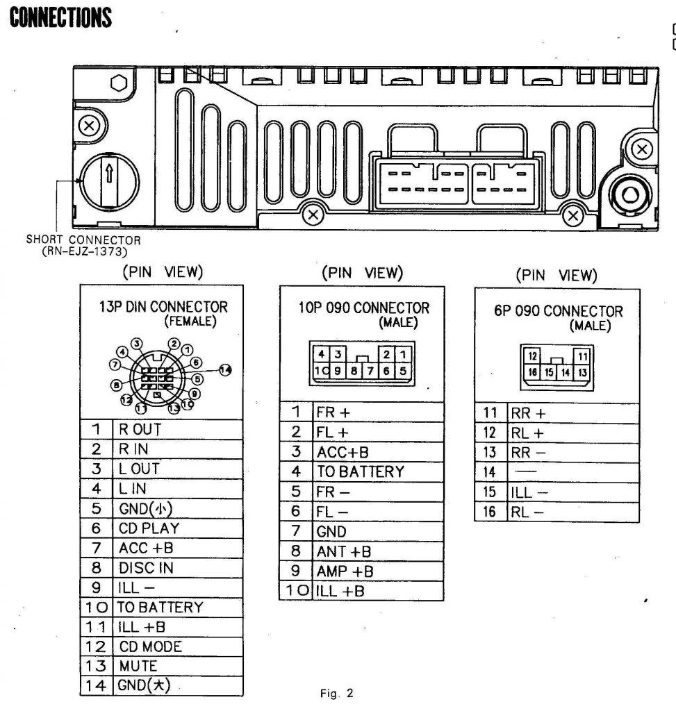 merit pioneer wiring diagrams kb 5352  wiring diagram view diagram pioneer deck wire diagram  diagram pioneer deck wire diagram