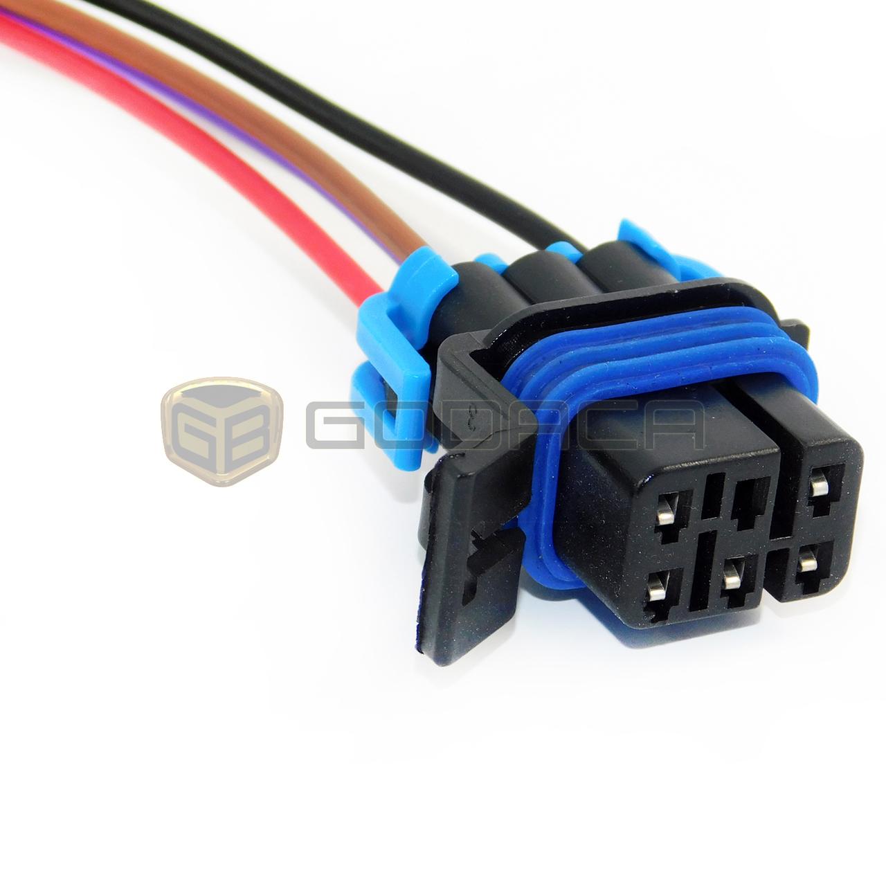 2006-2008 pontiac g5 cobalt fuel pump wiring harness 15293891 oem sudlabo.fr  sudlabo