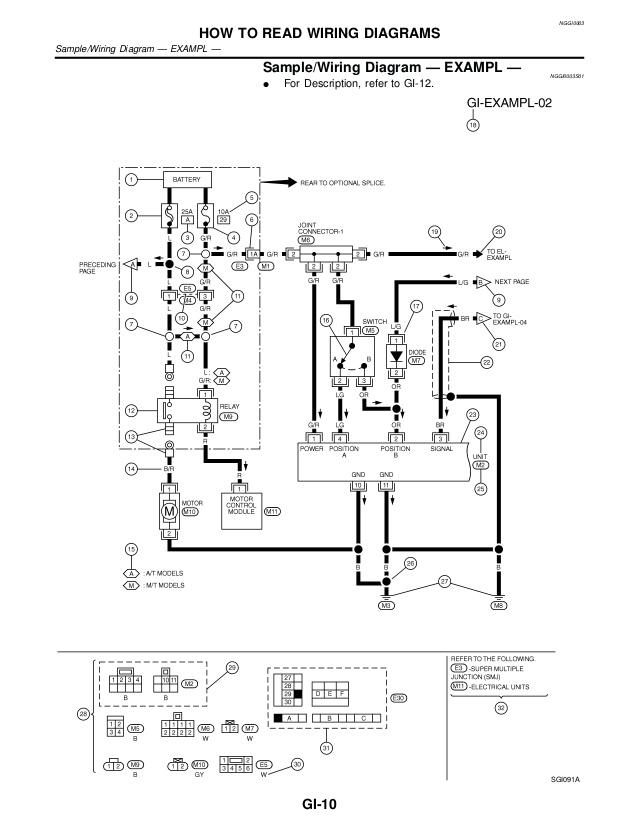 Cl 1136  Nissan Vg33 Wiring Diagram Download Diagram