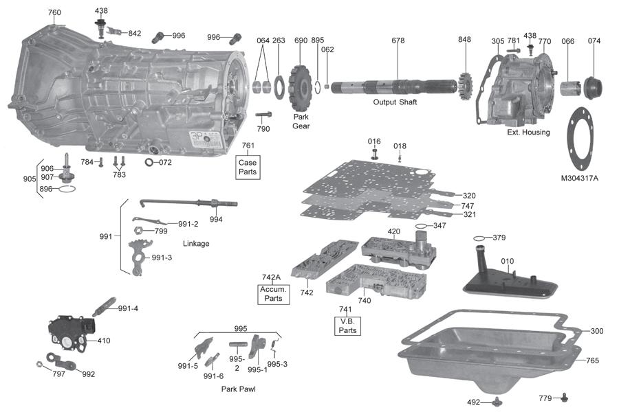 E4od Transmission Parts Diagram Pickup Wiring Diagram Begeboy Wiring Diagram Source