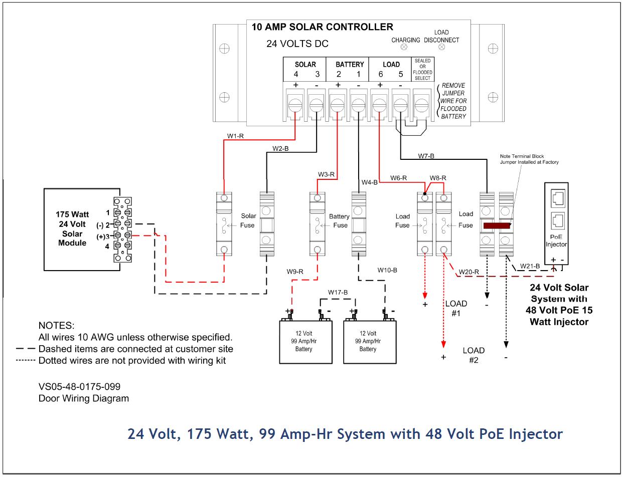 Dk 4168 24 Volt Solar Panel Wiring Diagram View Diagram Wiring Diagram 24 Volt Wiring Diagram
