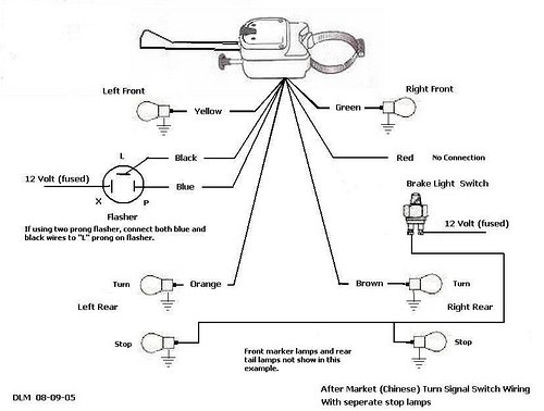 [SCHEMATICS_4UK]  Universal Turn Signal Wiring Diagram - Polaris Outlaw Engine Diagram for Wiring  Diagram Schematics | Vintage Turn Signal Wiring Diagram |  | Wiring Diagram Schematics
